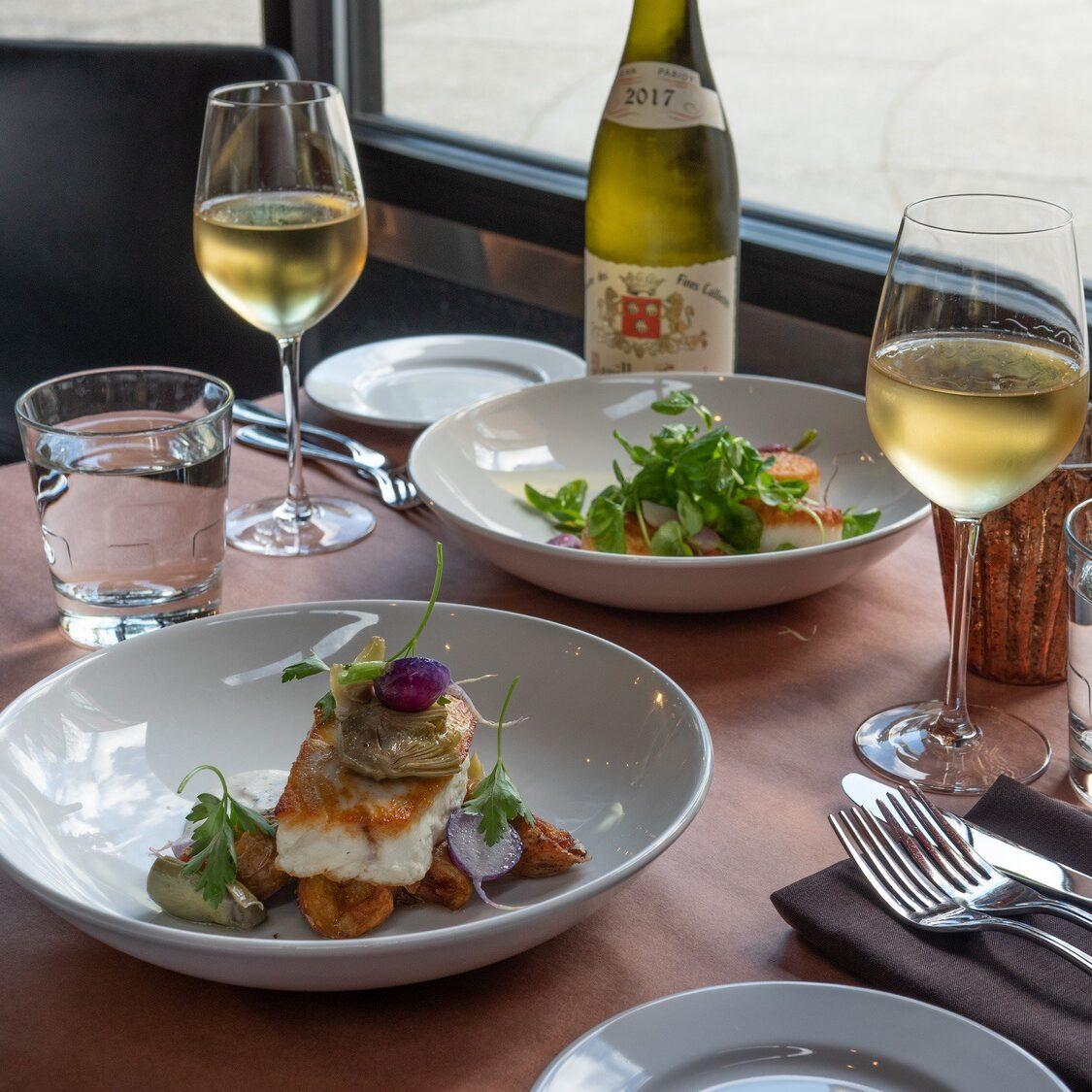 Bainbridge Island Eat Restaurants - Agate Restaurant Seafood Wine