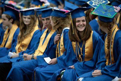Bainbridge Island Education - High School Graduation