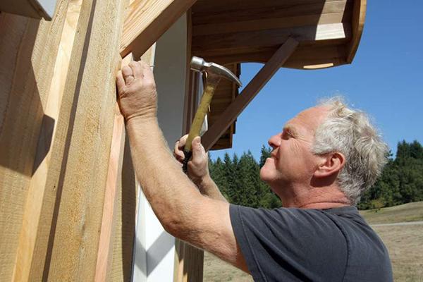 Bainbridge Island Home Services - Hobbit House Carpentry