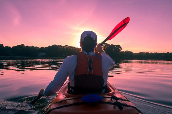 Bainbridge Island Play Kayak Puget Sound