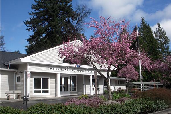 Bainbridge Island Public Resources - Community Senior Center