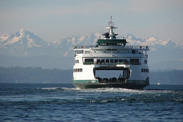 Bainbridge Island Get Around Transportation - Washington State Ferry