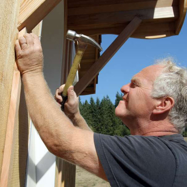 Bainbridge Home Services Hobbit House Carpentry