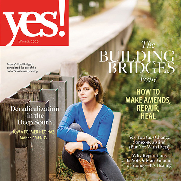 Yes Magazine Bainbridge Island Local Media