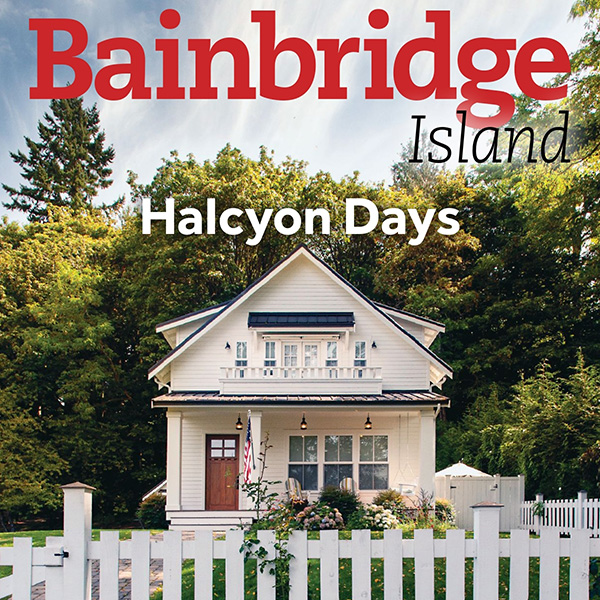 Bainbridge Island Magazine Local Media