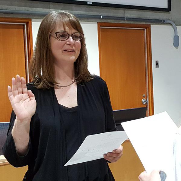Bainbridge Island Mayor Leslie Schneider Public Services