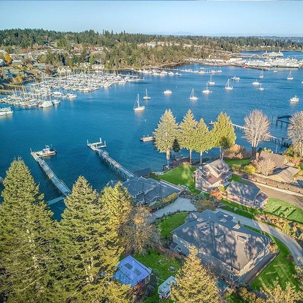 Bainbridge Island Real Estate Eagle Harbor