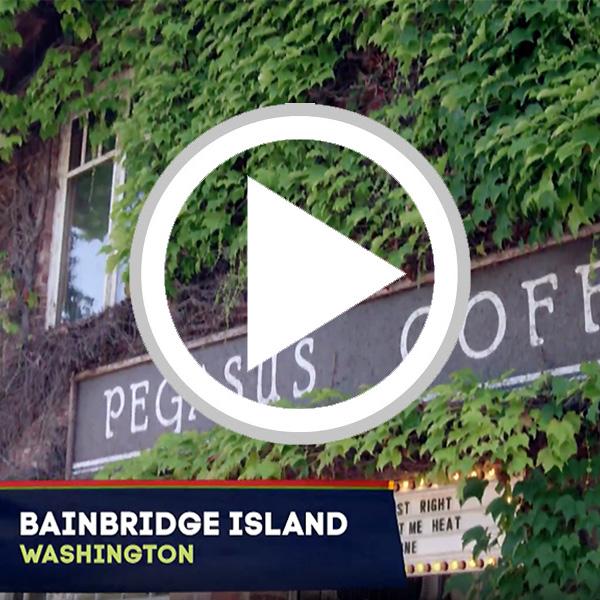 Pegasus Coffee House Island Life Bainbridge Island Photos Videos