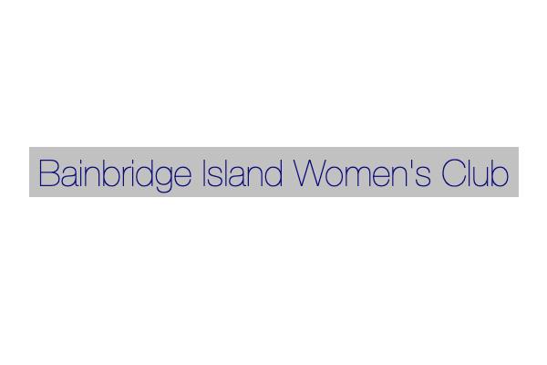 Bainbridge Island Women's Club