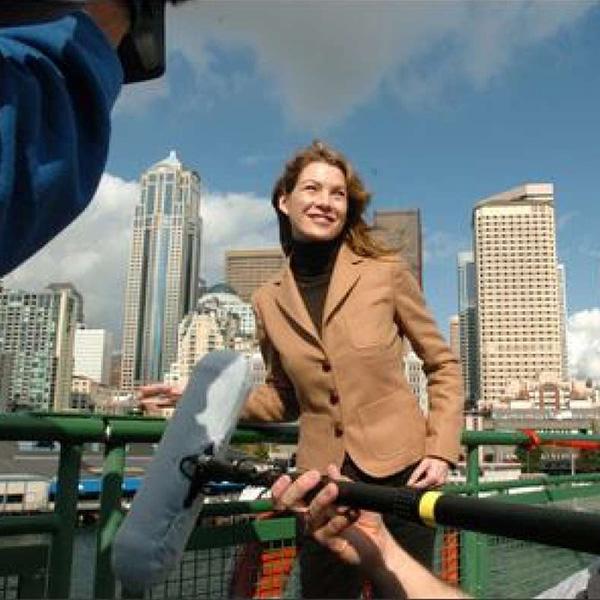 Grey's Anatomy Meredith Bainbridge Island Ferry