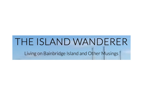Island Wanderer Bainbridge Blog