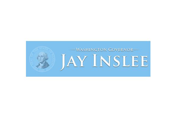 Jay Inslee Washington State Governor Bainbridge Island