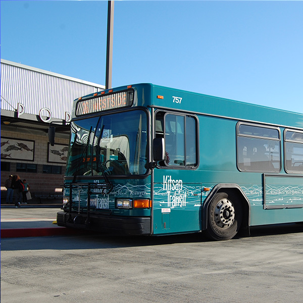 Kitsap Transit Bus Bainbridge Island Get Around Transportation