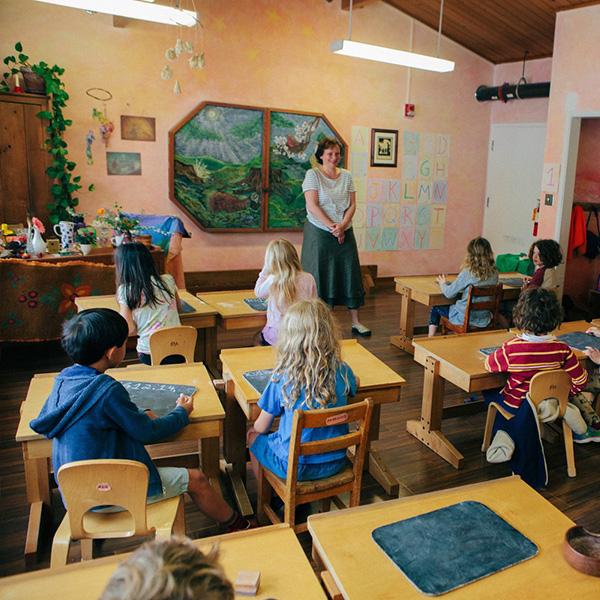 Madrona School Bainbridge Island Waldorf Education