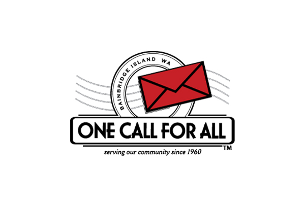 One Call For All Bainbridge Island Nonprofits