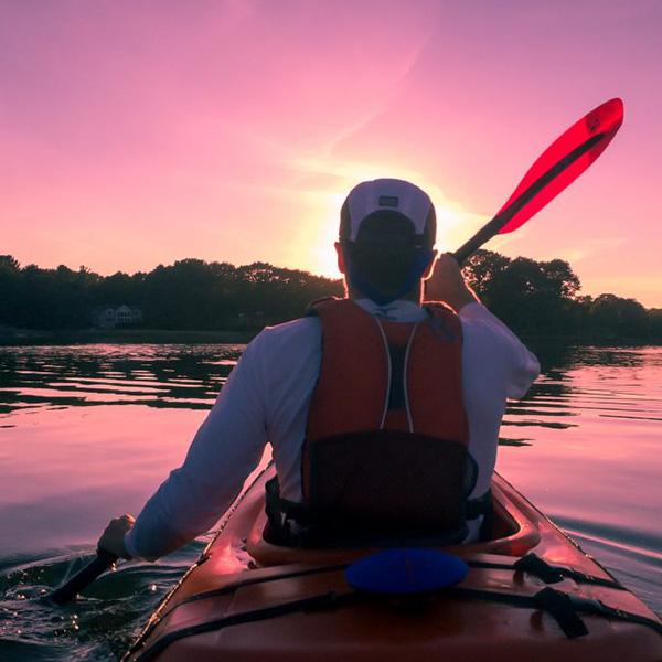 Kayak Eagle Harbor Bainbridge Island Play