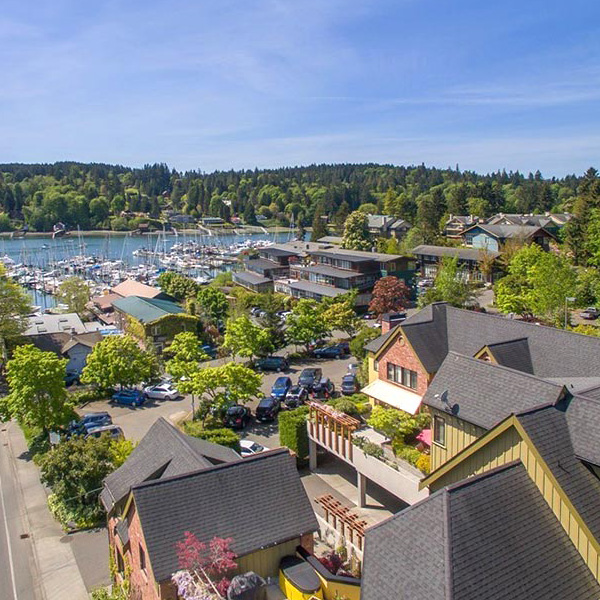 Eagle Harbor Inn Bainbridge Island Stay