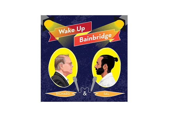 Wake Up Bainbridge Podcast
